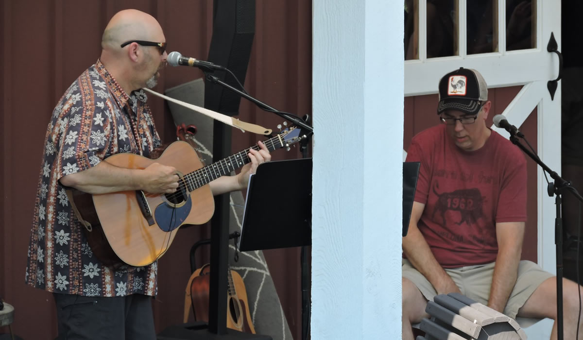 Dave & John Acoustic - Live at Pennings Cidery, Warwick NY